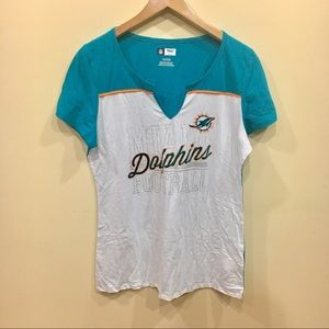 NFL Miami Dolphins official team apparel